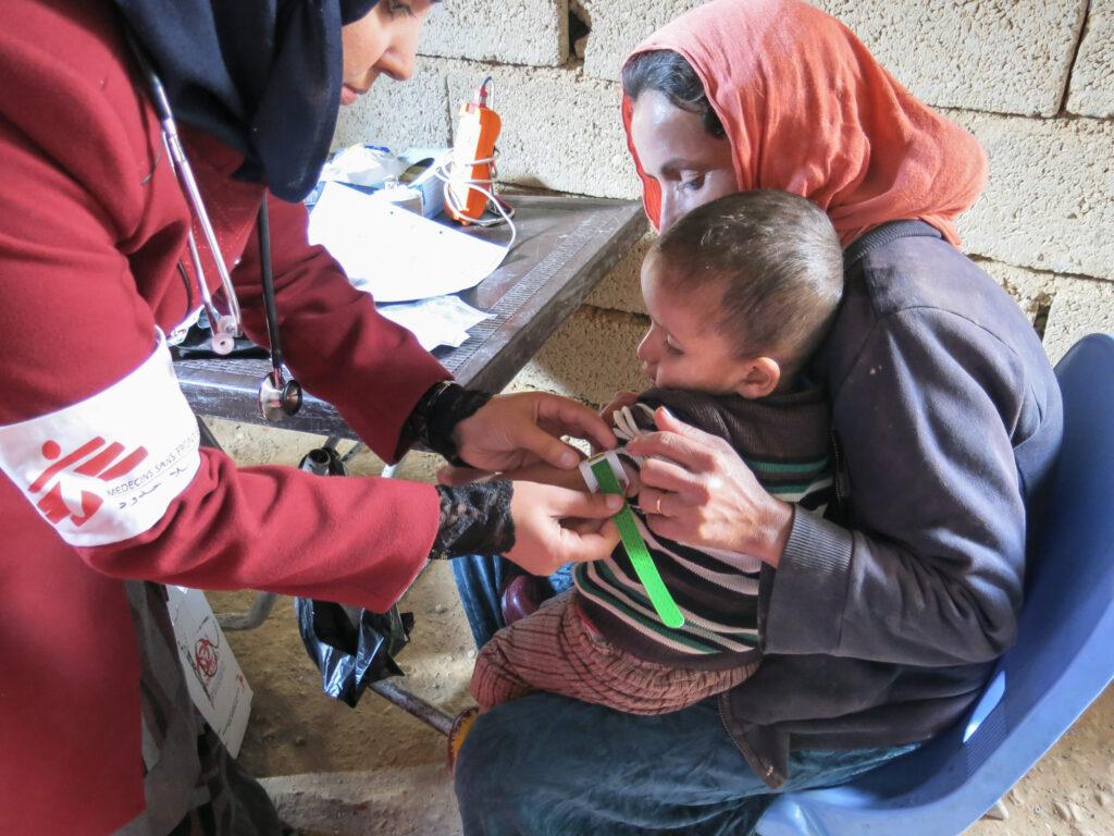 Læger uden Grænser i Irak