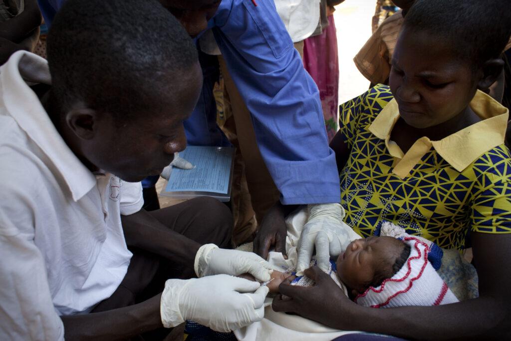Vaccine mod mæslinger