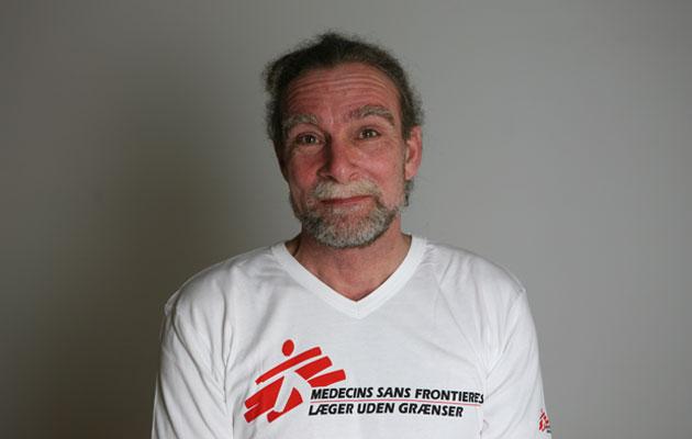 Under sin udsendelse til krigen i Syrien havde logistiker Ronald van Beest flere dramatiske oplevelser.