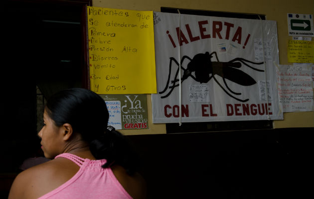 Dengue feber i honduras