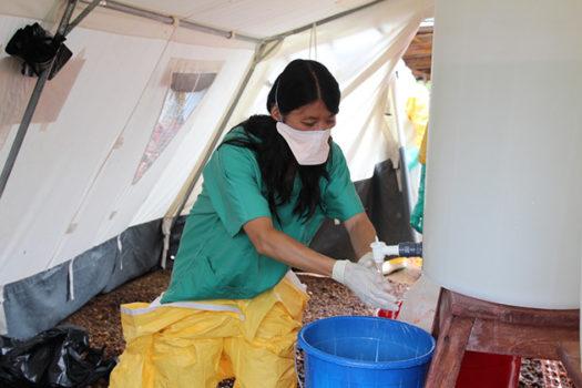 international indsats mod ebola