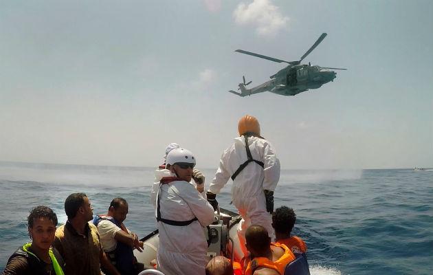 I 100 dage har vi reddet flygtninge i Middelhavet, og behovet for hjælp er stort.