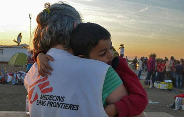 På søndag er vi en del af indsamlingen Hjælp nu! til fordel for Syrien. © Ana Lemos/Læger uden Grænser
