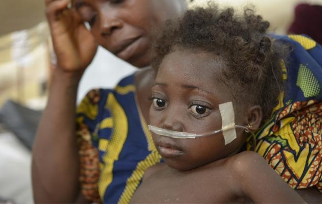 Konflikten i Den Centralafrikanske Republik forhindrer befolkningen i at få adgang til den lægehjælp, som de har brug for.