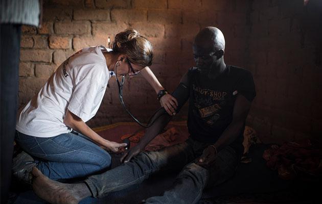Befolkningen i Den Centralafrikanske Republik har i årevis befundet sig i en humanitær krise.