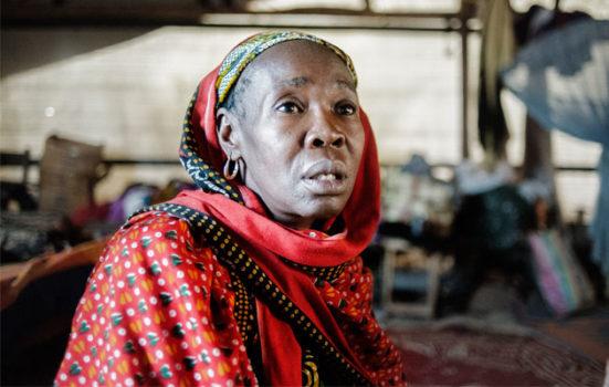 Tusindvis af internt fordrevne i Den Centralafrikanske Republik går en usikker fremtid i møde.