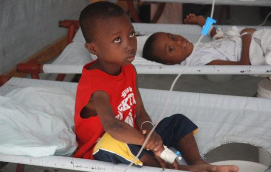 Kolera er en smitsom mavetarmsygdom, der skyldes bakterien vibrio cholerae.