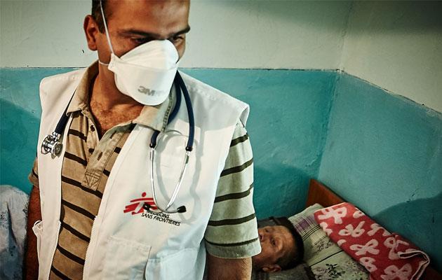 Tuberkulose er en livstruende og smitsom sygdom, der er meget svær og slidsom at behandle.
