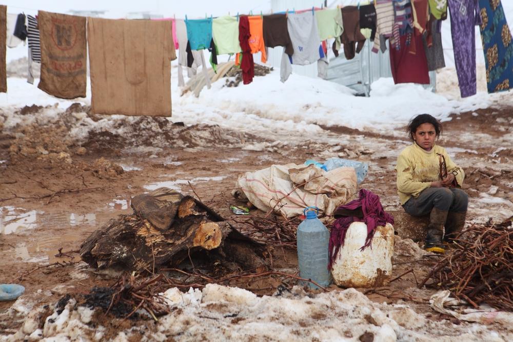 Libanon har svært ved at håndtere de mange mennesker på flugt, som ofte har brug for akut medicinsk hjælp.