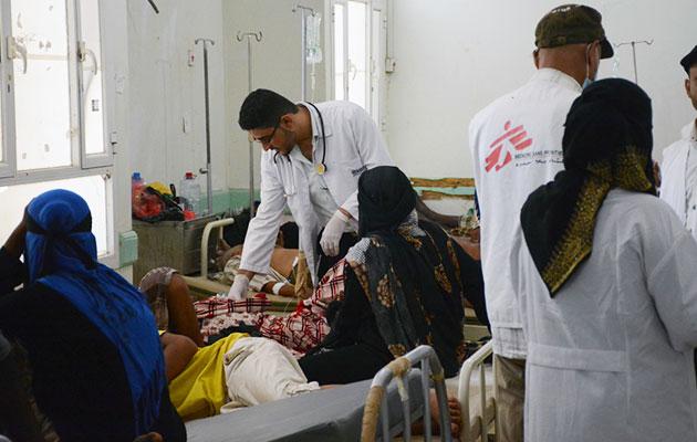 -Kolera medfører kraftig diarré og opkastning, som giver store væsketab – op til 20 liter i døgnet.