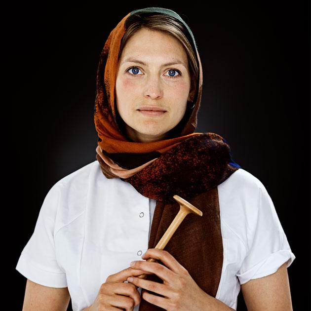 Anna Lund har været udsendt som jordemoder for Læger uden Grænser i Afghanistan.