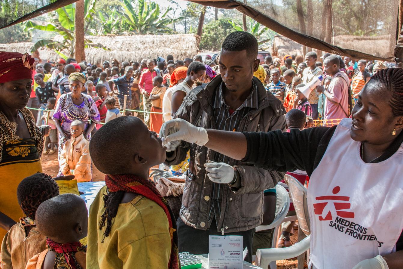 Epidemier kan stoppes med vaccinationer mod de mest smitsomme sygdomme.