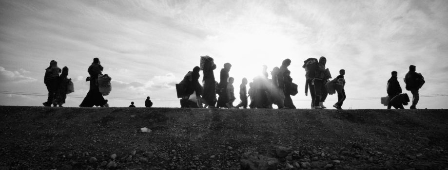 Antallet af flygtninge og internt fordrevne er steget voldsomt over de sidste år, og der er hårdt brug for hjælp i flygtningelejrene.