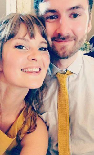 Oliver og Michelles bryllup