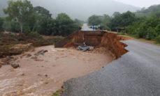 Cyklonen Idai