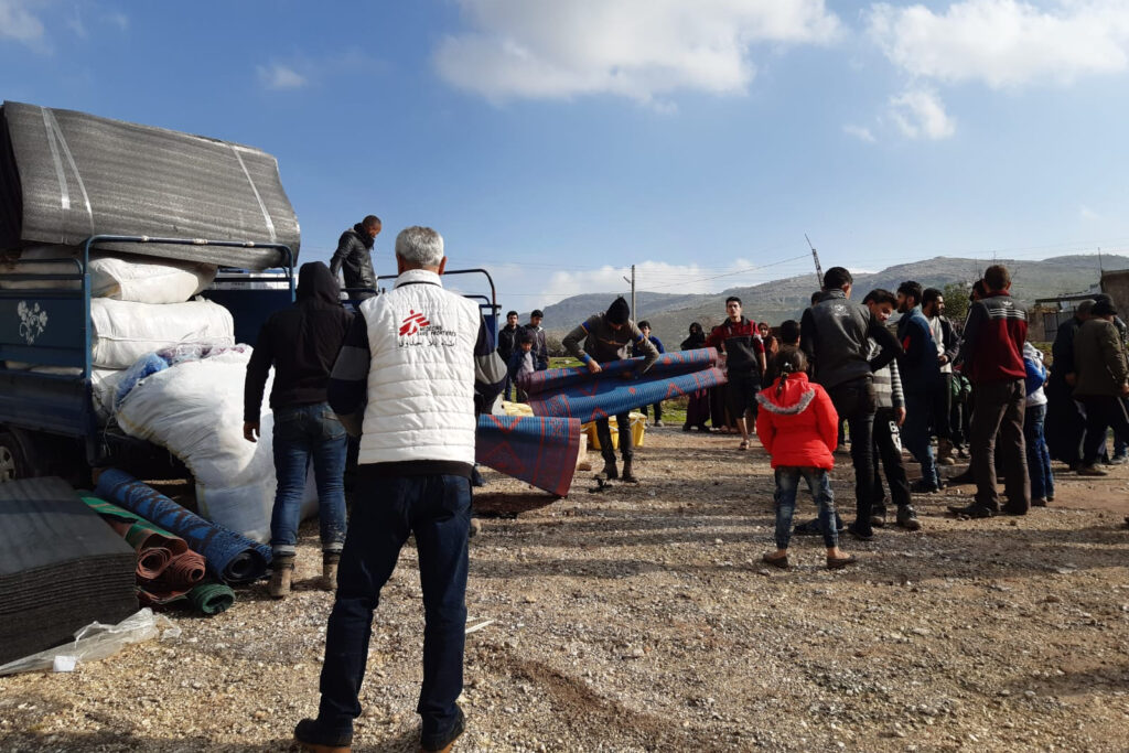 Nye kampe i Syrien rammer hospitaler