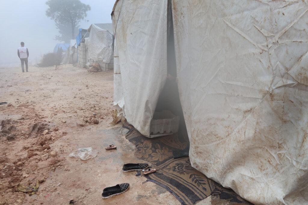 Læger uden Grænser er til stede i Idlib i Syrien.