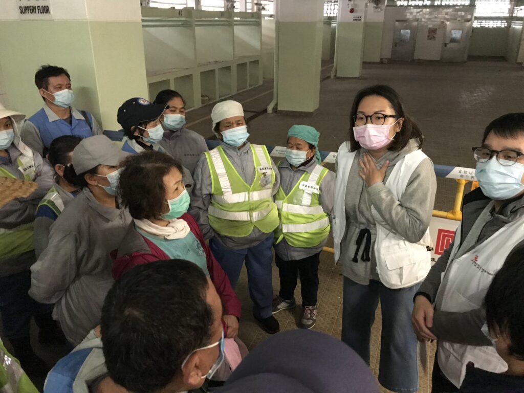 Læger uden Grænser bidrager til kampen mod coronavirus med oplysning og beskyttelsesudstyr