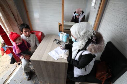 Læger uden Grænser i Syrien