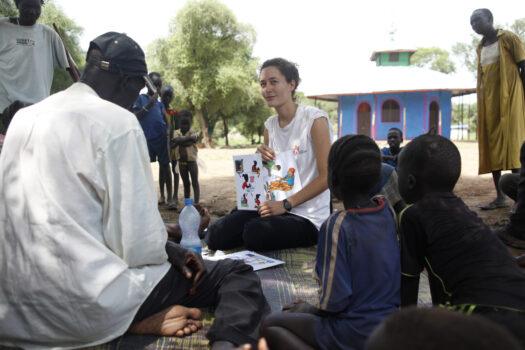 Hygiejnesygeplejerske i Læger uden Grænser