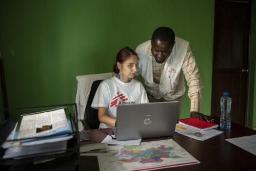Bliv projektkoordinator i Læger uden Grænser