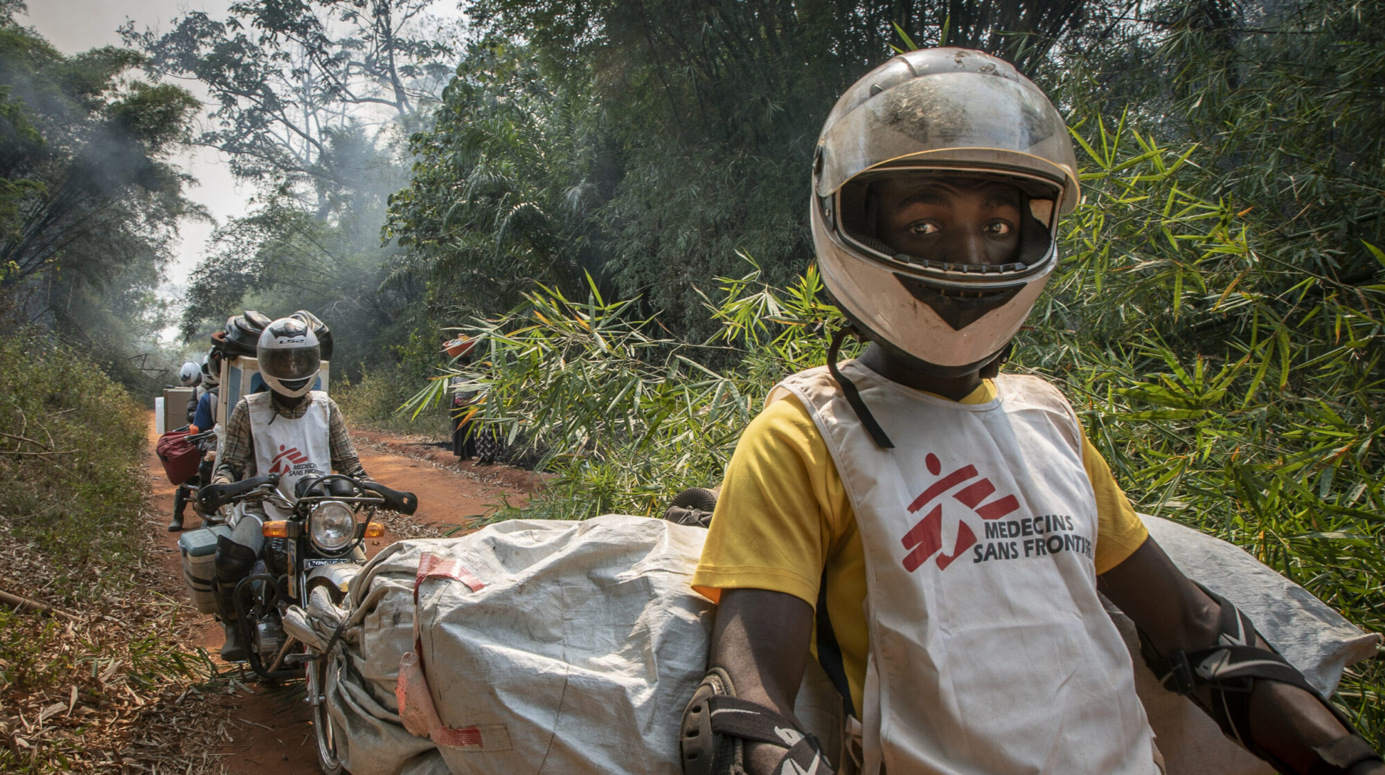 Læger uden Grænser (MSF) bekæmper i DR Congo verdens største udbrud af mæslinger