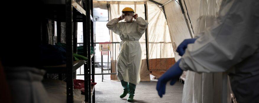Læger uden Grænser (MSF) hjælper Yemen i kampen mod coronavirus (COVID-19)