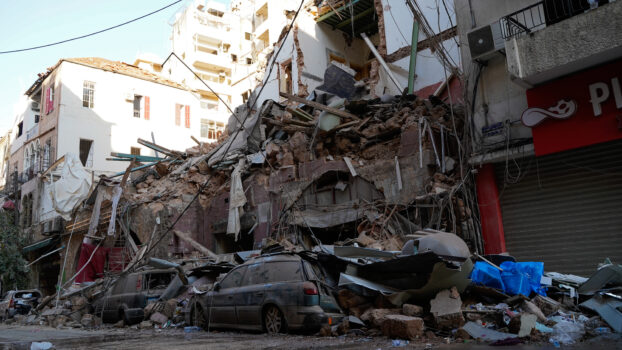 Eksplosion Beirut Libanon Læger uden Grænser