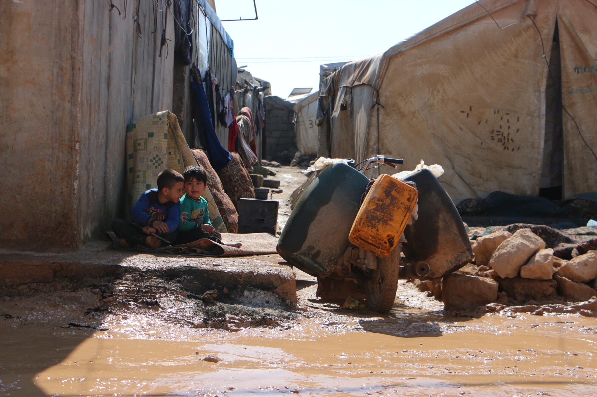COVID-19 i Idlib, det nordvestlige Syrien