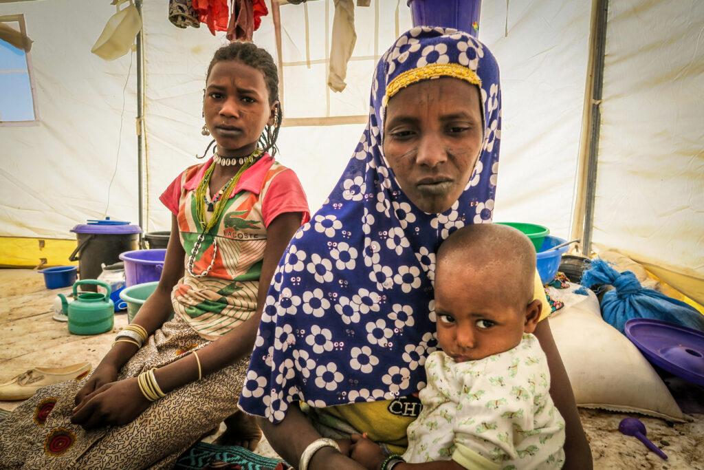 Konflikt i Burkina Faso i Sahel sender en million på flugt