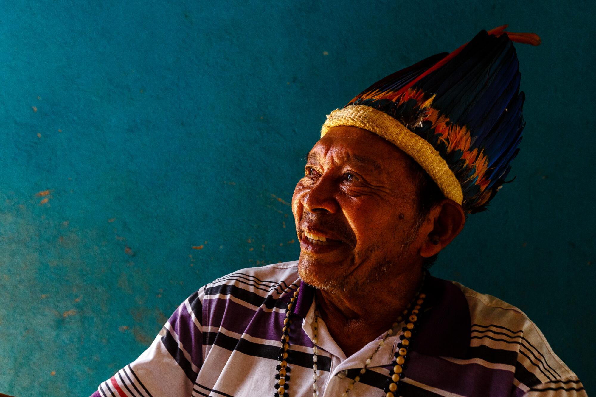 COVID-19 malaria i Amazonas Brasilien