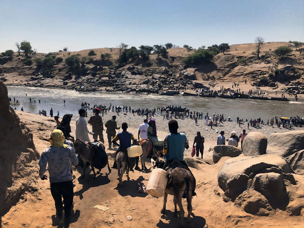 Flygtninge fra Etiopien