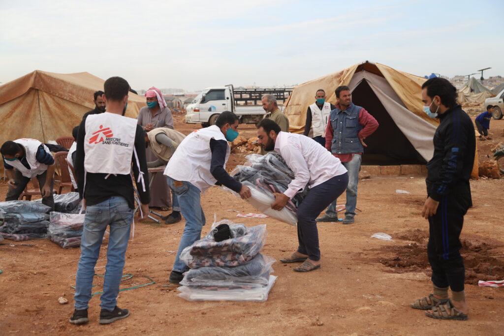 Idlib i Syrien