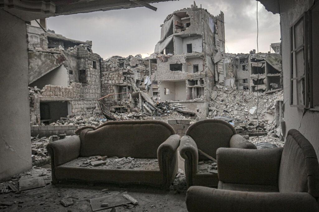 Borgerkrigen i Syrien, Idlib