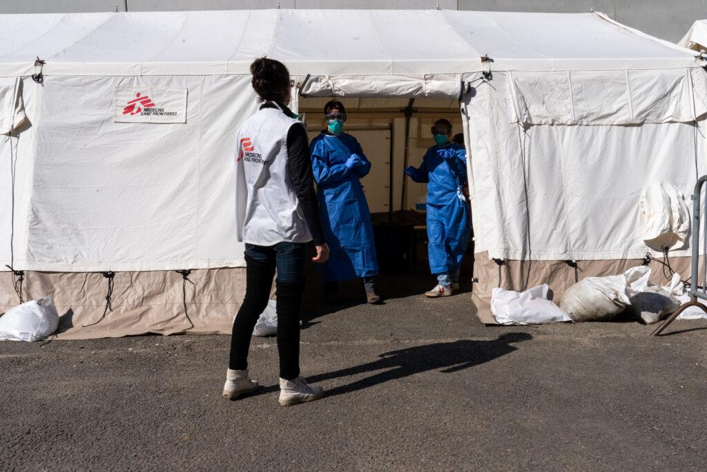 Coronavirus (COVID-19) screening i Bruxelles