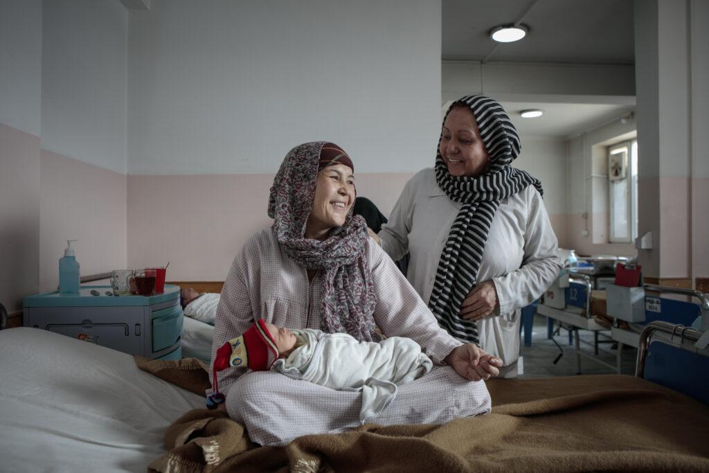 Fødselsklinik angrebet  i Kabul