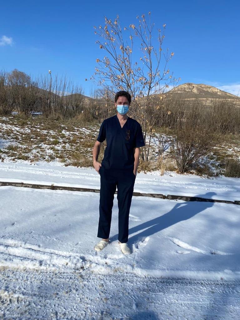 Læger uden Grænser i Armenien for at hjælpe med COVID-19