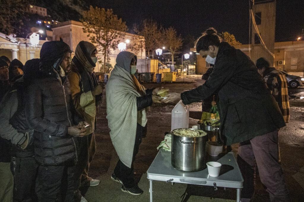 Flygtninge i Europa
