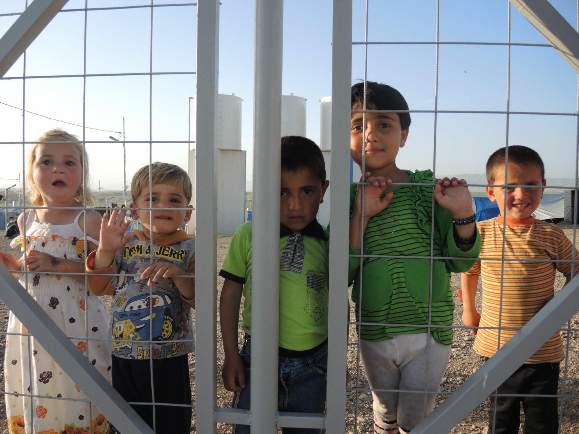 Flygtninge og fordrevne