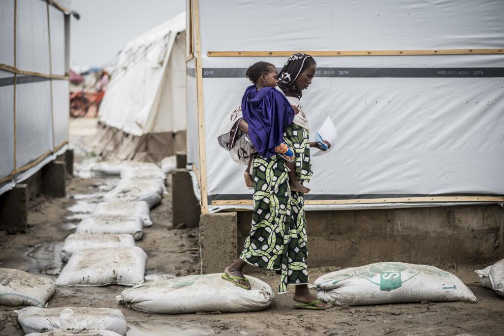 Ngala lejr for internt fordrevne