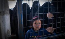 Al Hol i Syrien