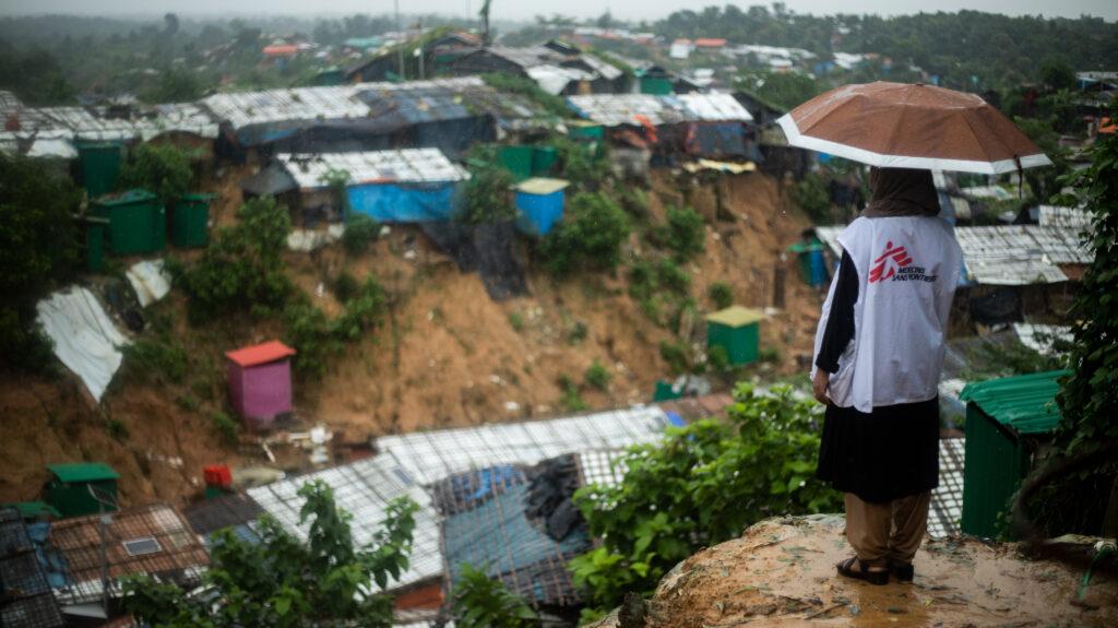 Rohingyaer i verdens største flygtningelejr