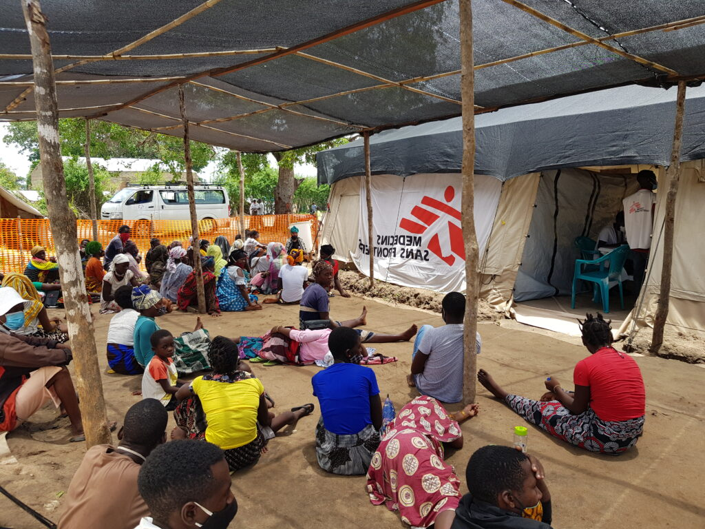 Konflikten i Mozambique