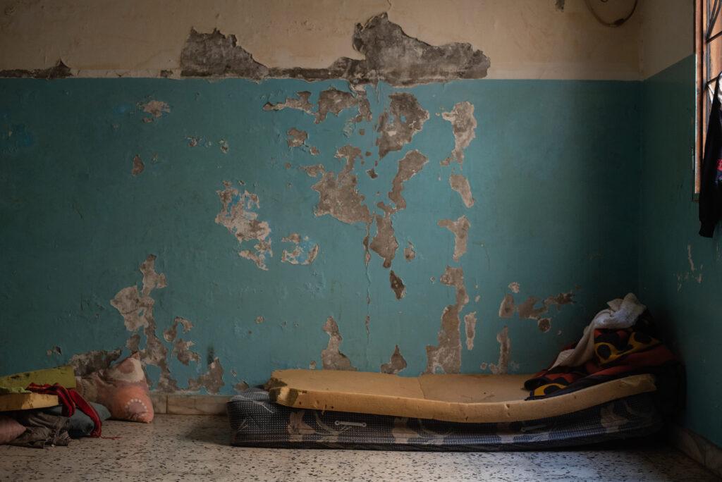 Detentionscentre i Libyen