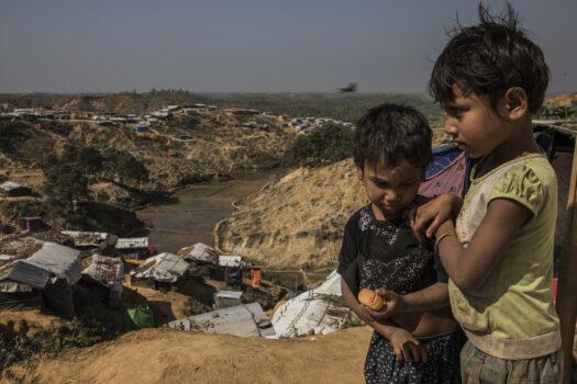 Verdens største flygtningelejr, Cox's Bazar, Bangladesh