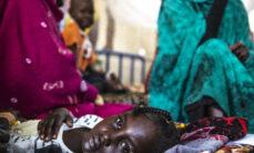 Malaria Darfur i Sydsudan