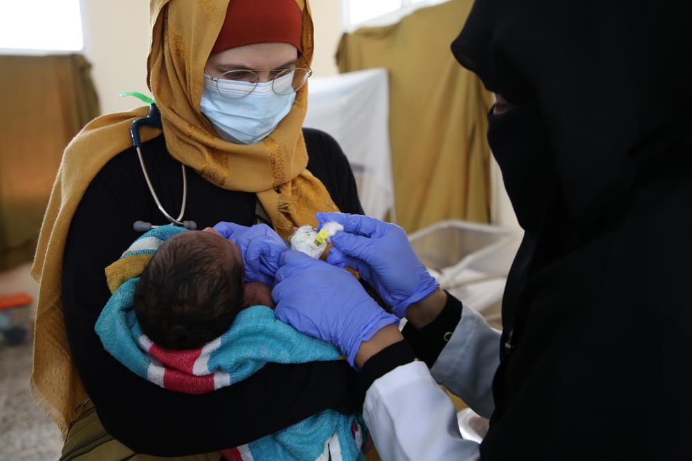Læger uden Grænser hjælper i Yemen