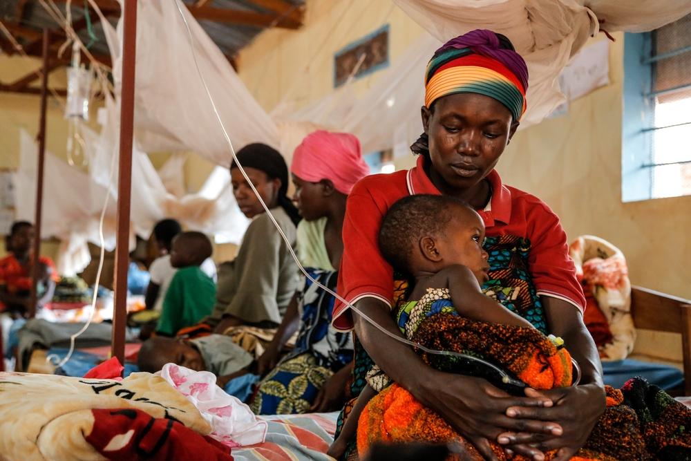 Læger uden Grænser hjælper flygtninge i Tanzania