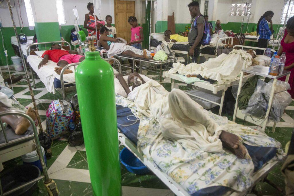 Jordskælv i Haiti